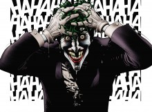 The Joker from Batman the Killing Joke
