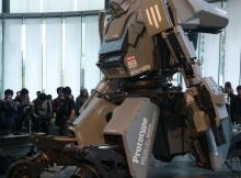 Real Life Gundam Kuratas