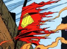 death of superman rant