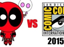 deadpool vs comic con 2015