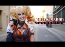 angie harley quinn cosplay