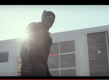 black panther in captain america civil war