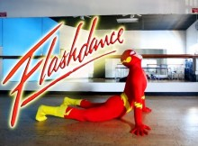 dc comics flash flashdance dpiddy