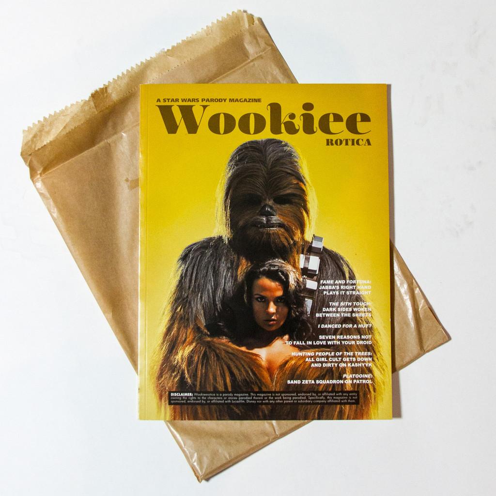 Star Wars Wookieerotica