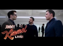 batman vs superman jimmy kimmel