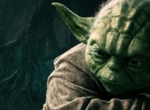 Jedi Master Yoda from Star Wars