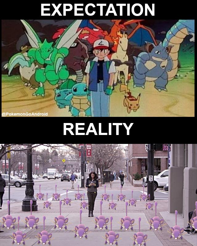 Pokemon Go Funny Photo 2