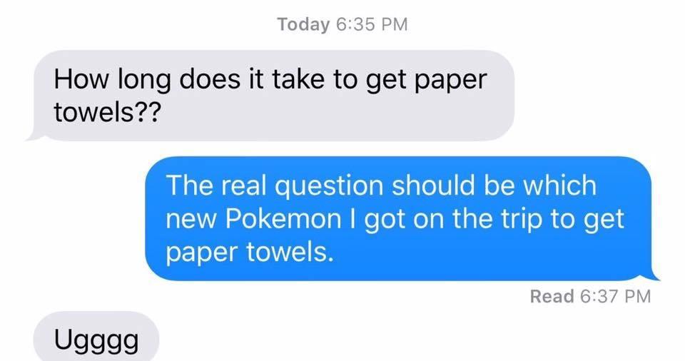Pokemon Go Funny Photo 6