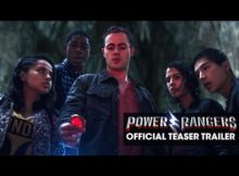 Power rangers movie trailer 1