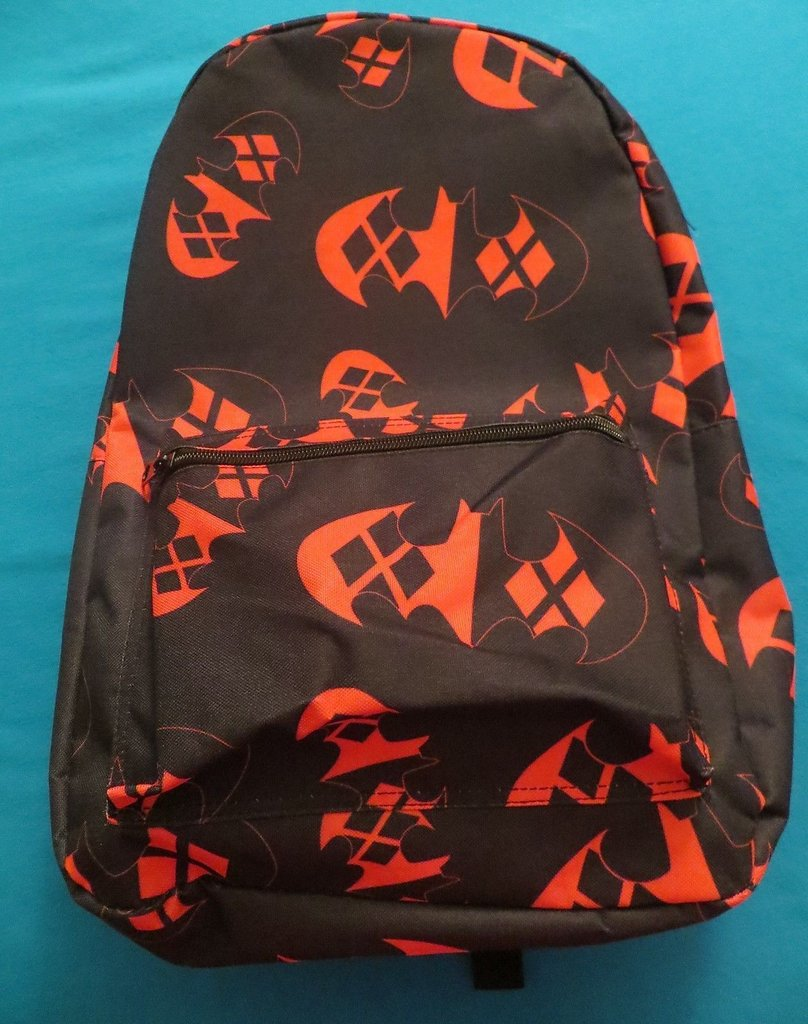 Harley Quinn Backpack From nerdimports