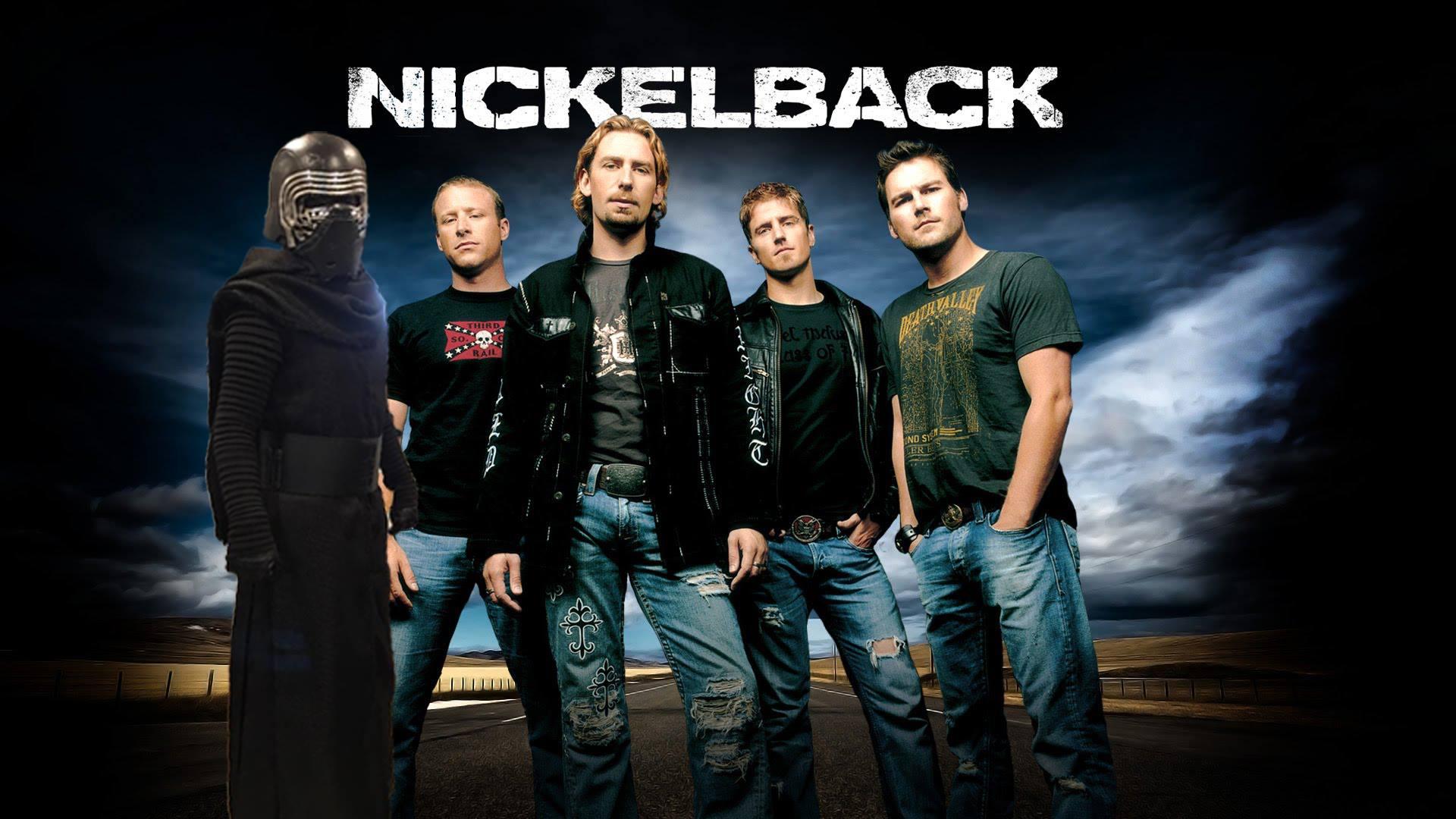 Kylo Ren is a park of Nickelback