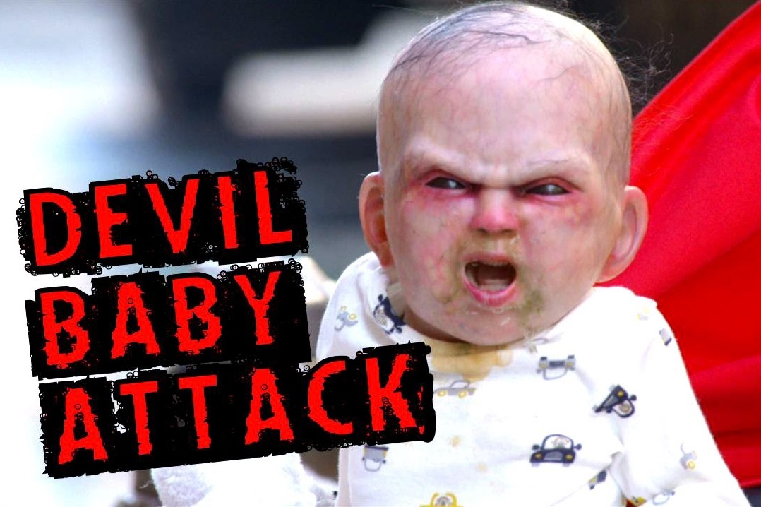 Devil Baby Attack in New York