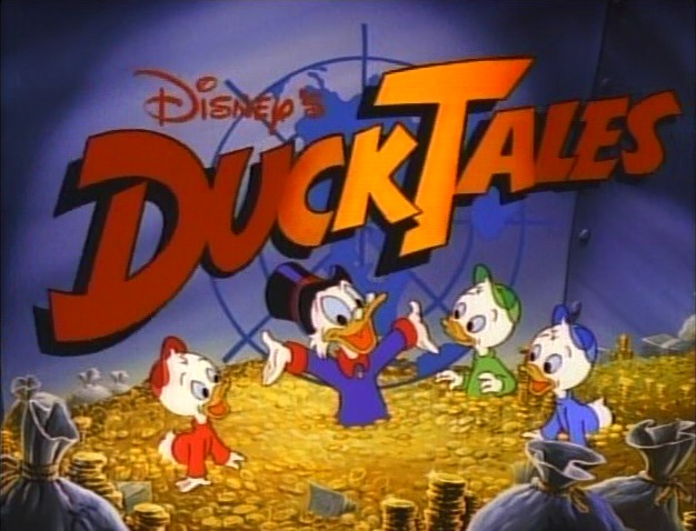 Disney's DUck Tales