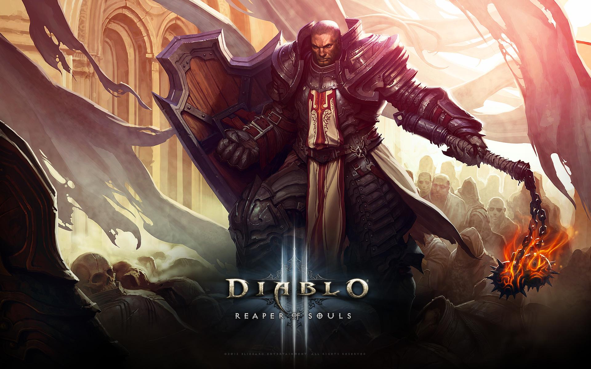 Diablo 3 Crusader