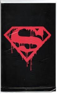 superman 75 black bag