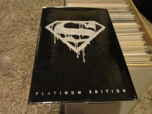 superman 75 platinum death