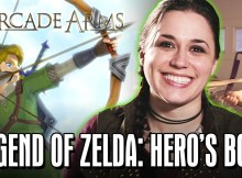 Legend of Zelda Hero's Bow Arcade Arms Video Plus 3 More