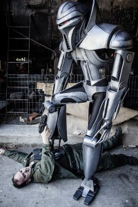 Cylon Cosplay Costume from BSG