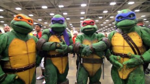 Teenage Mutant Ninja Turtles Cosplay