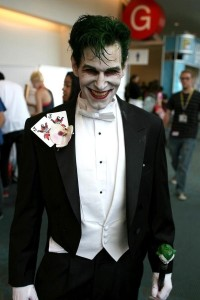 Great Joker Cosplay