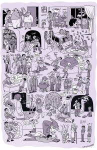 Harry Potter Comic Chamber of Secrets