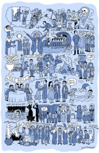 Harry Potter Comic Goblet of Fire