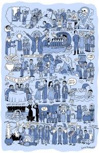 Harry Potter Comic Goblet of Fire