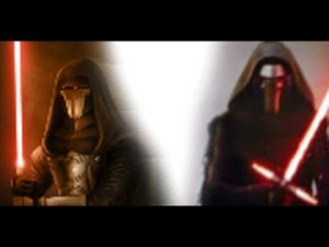 darth revan kyrlo ren