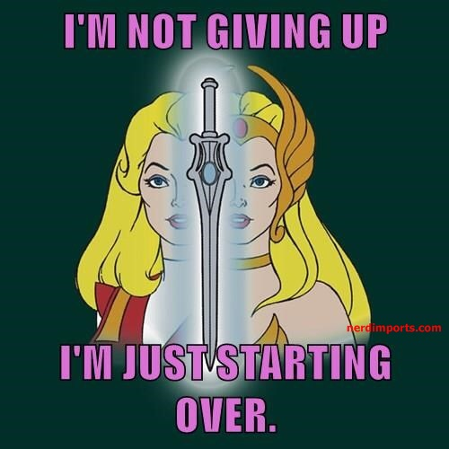She-Ra: Princess of Inspirational Memes? - Nerdimports: Nerd Stuff From a  Nerd