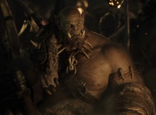 ogrim CGI from Warcraft the Movie
