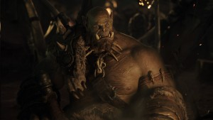 orgrim CGI from Warcraft the Movie