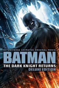 Batman the Dark Knight Returns Movie
