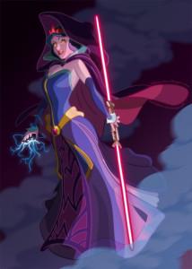 Snow White the Sith