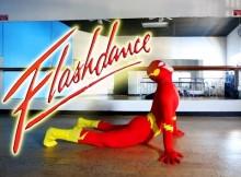 dc comics flash flashdance dpiddy