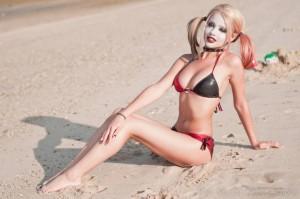 Harley Quinn Bikini