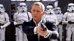 daniel craig jb007 in the force awakens