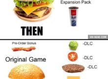 Video Game DLC truths then and now