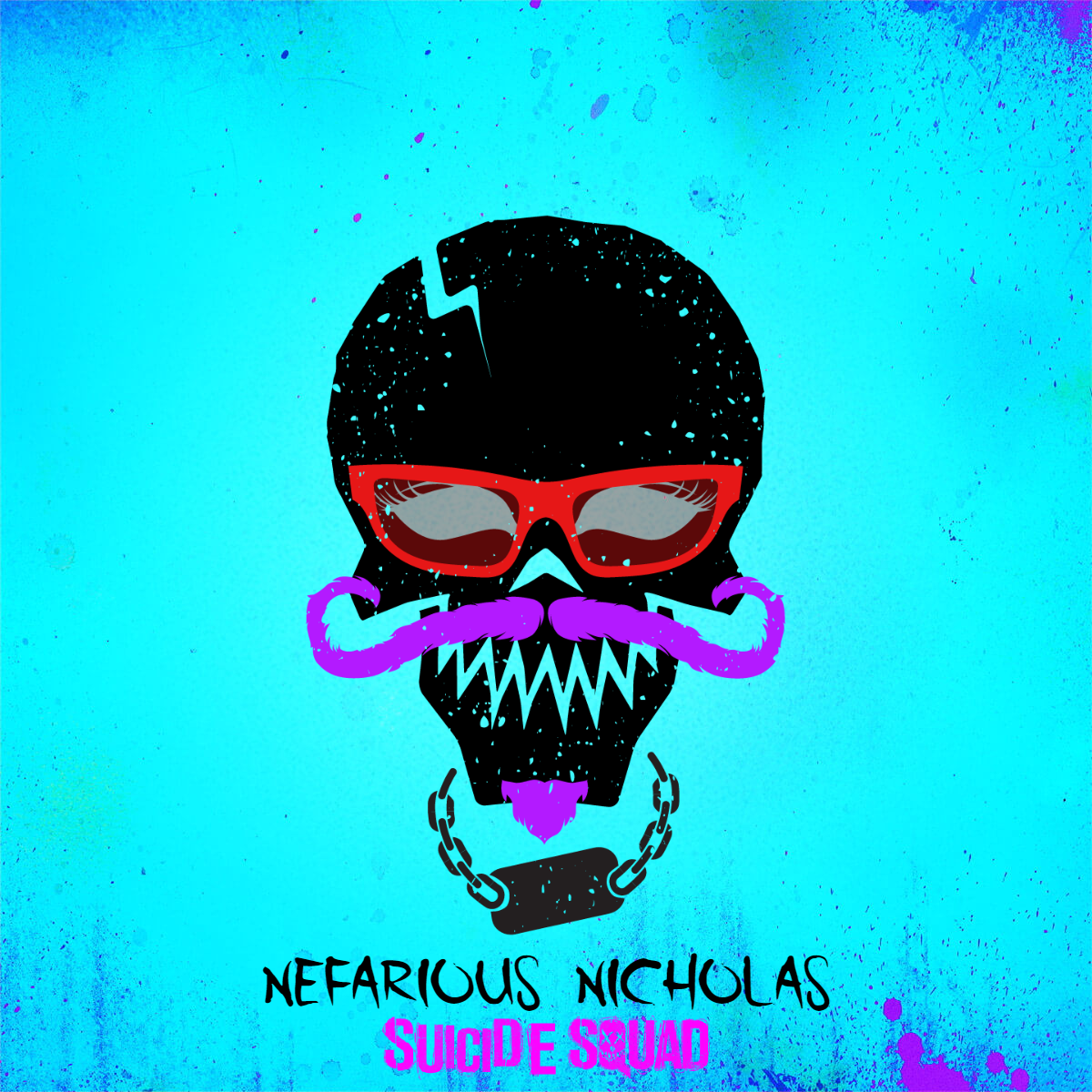 Nefarious Nicholas Suicide Squad Generated avatar