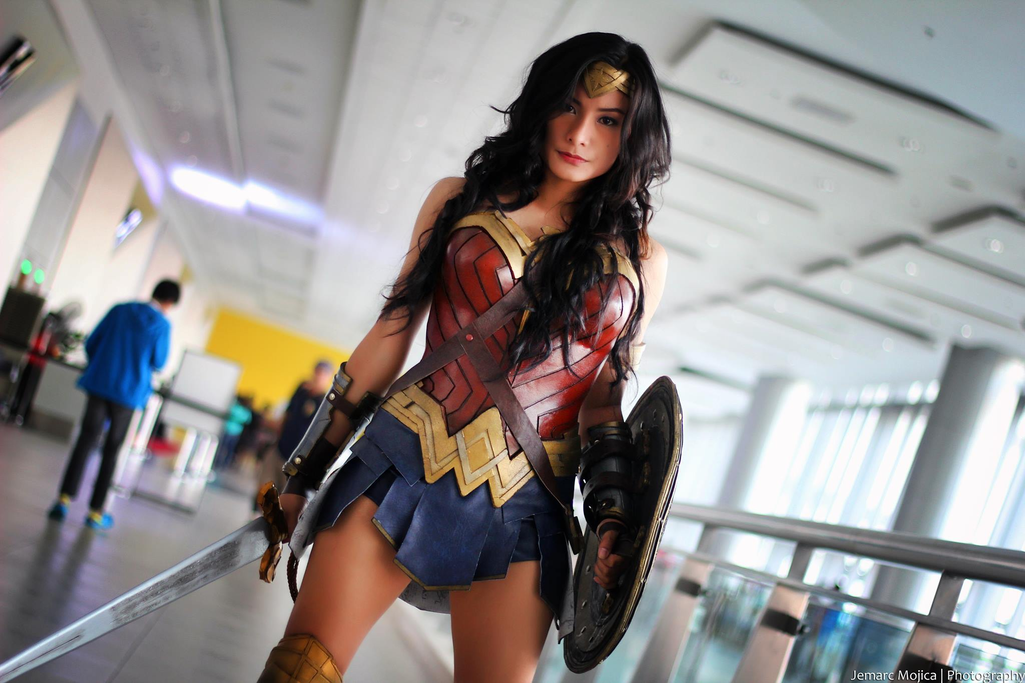 Wonder Woman Movie Cosplay