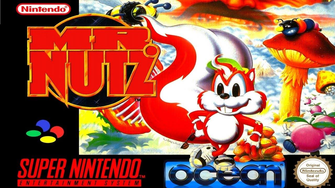 Video Games That Describe Your Sex Life -- Mr Nutz SNES