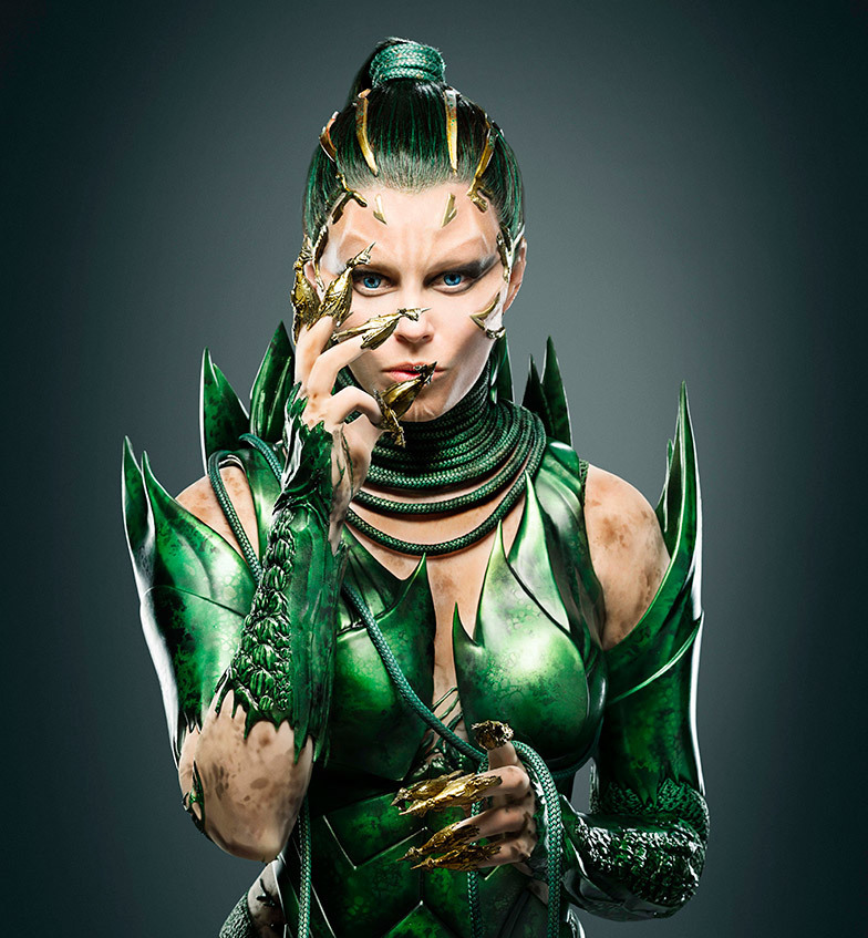 Elizabeth Banks as Rita Repulsa