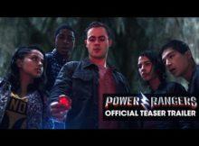 Power rangers movie trailer 1