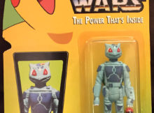 bulbafett action figure Poke Wars