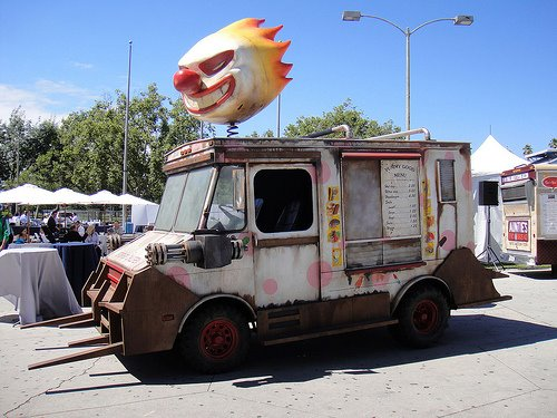 Sweet Tooth From Twisted Metal IRL