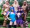 Girls of Pokemon Cosplay from Tamba Bay Comic Con 2016