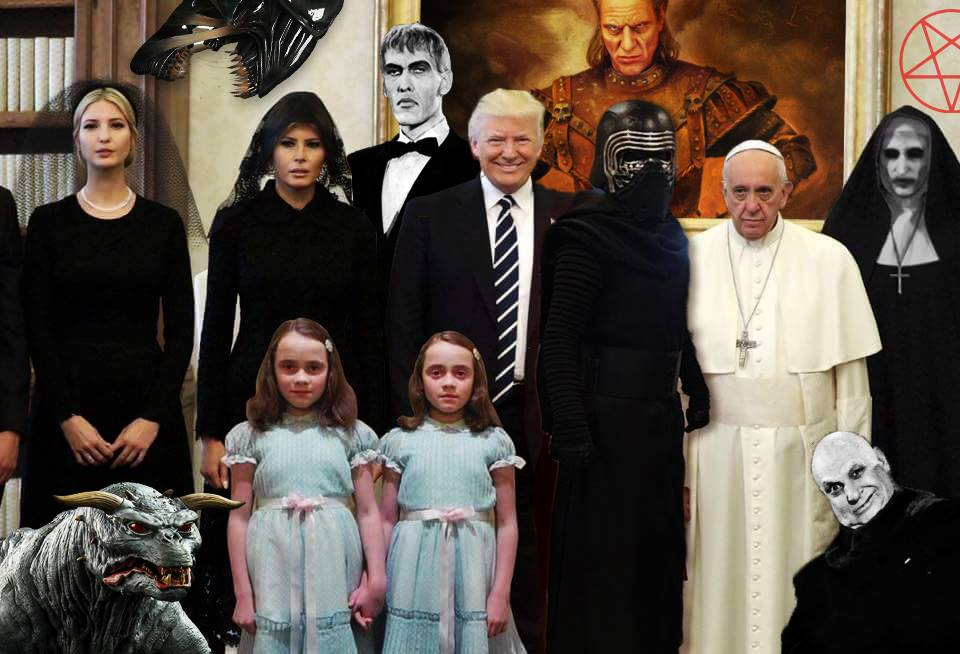 Kylo Ren and the Creeps
