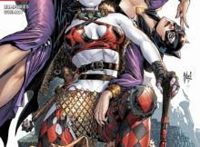 The cover of Harley Quinn Issue 61